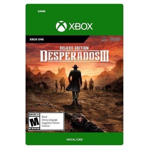 Desperados III: Deluxe Edition - Xbox One (Digital) - image 1 of 4