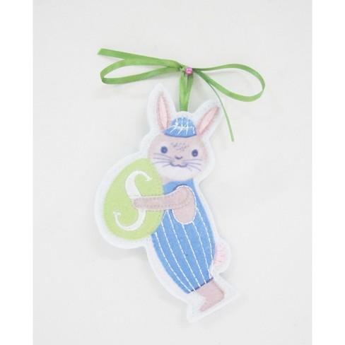 Blue Bunny Easter Basket Charm S - Spritz™ - image 1 of 1