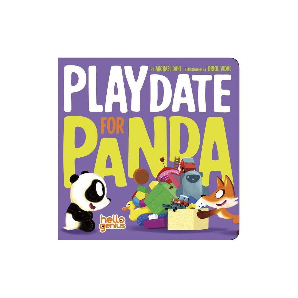 Playdate For Panda Hello Genius By Michael Dahl Board Book