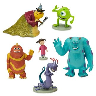 Disney Monsters, Inc. Action Figure - Disney store