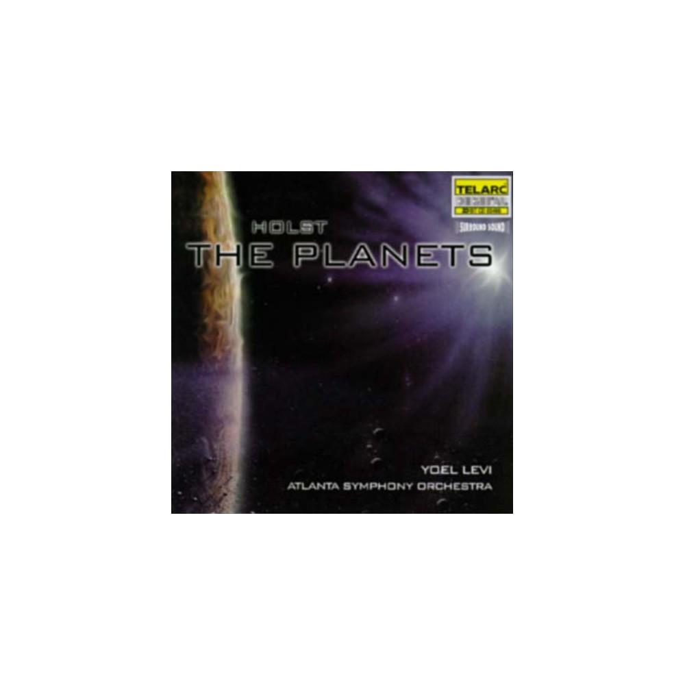 Yoel Levi - Holst:Planets (CD)