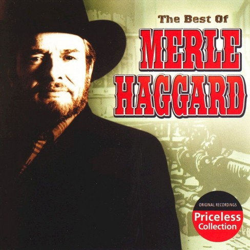 Merle haggard - Best of merle haggard (CD) - image 1 of 2