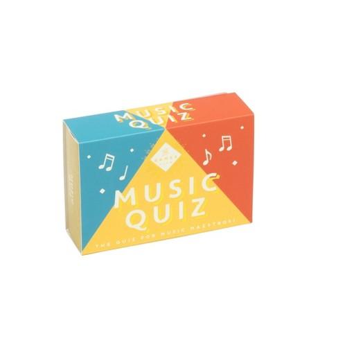 Professor Puzzle Matchbox Music Quiz - image 1 of 1