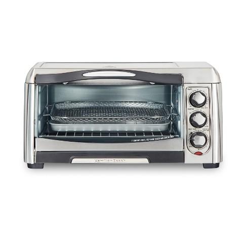 Hamilton Beach Air Fry Sure-Crisp Toaster Oven - 31323 - image 1 of 4