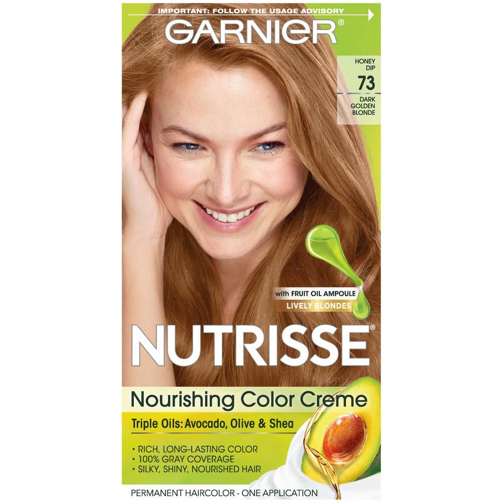 Garnier Nutrisse Ultra Coverage Nourishing Color Cream 700 Deep