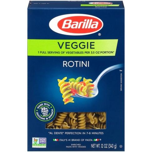 Veggie Rotini Pasta - 12oz - Barilla