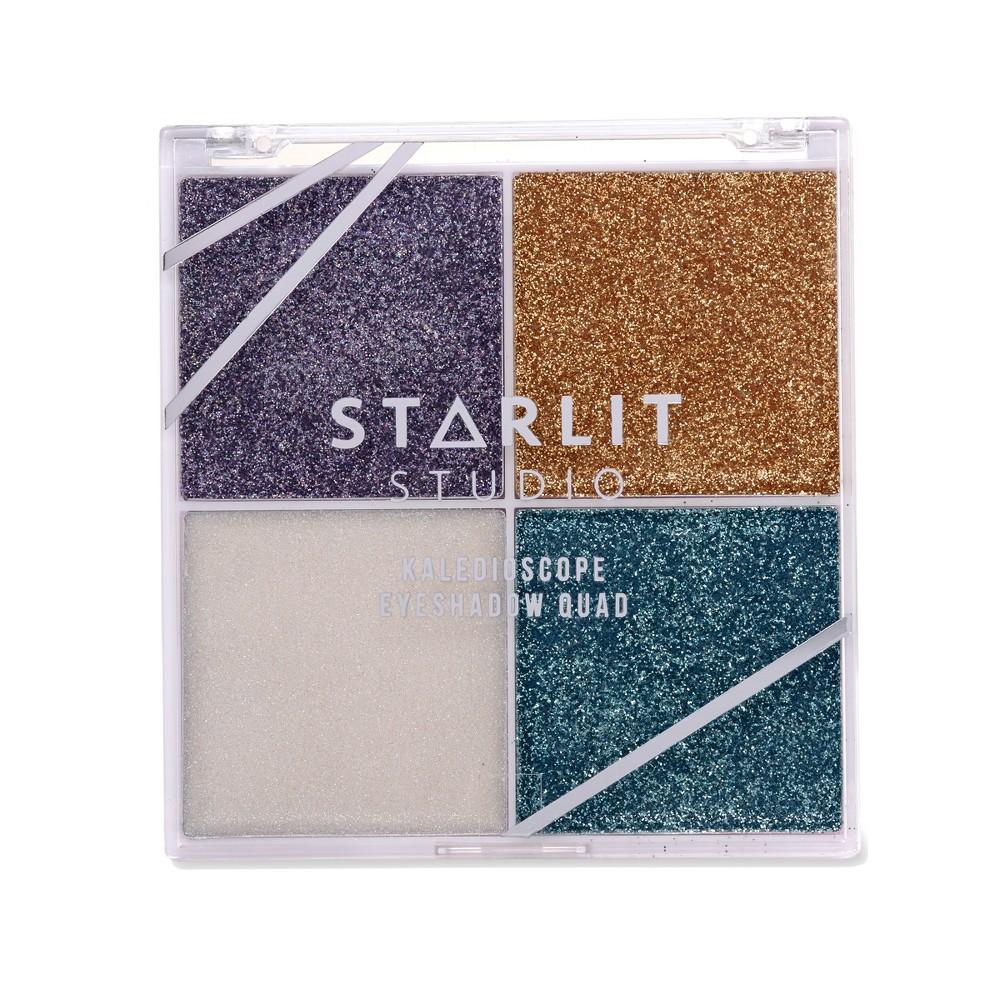 Starlit Studio Kaledioscope Eyeshadow QuadKarma, Multi-Colored