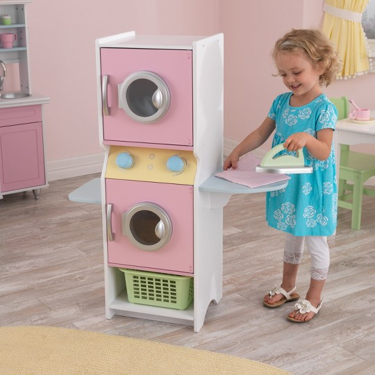 KidKraft Laundry Play Set image number null