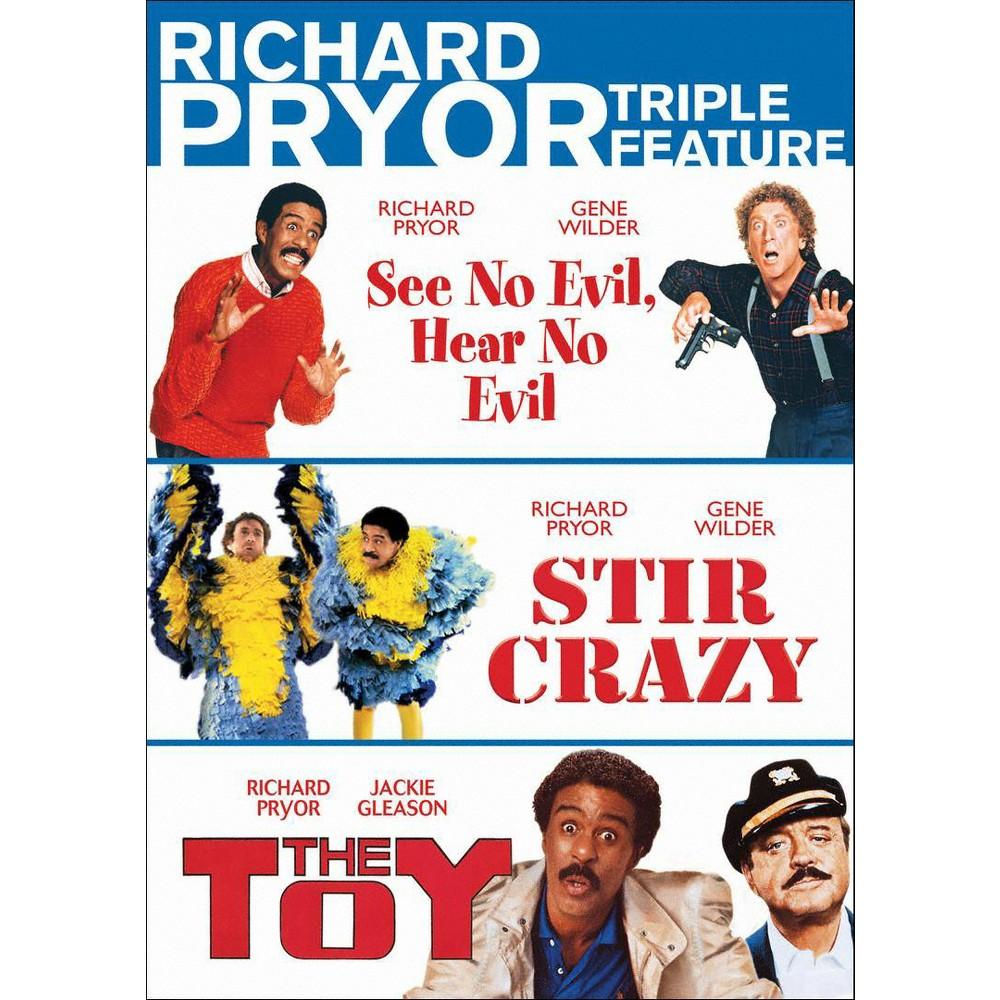 Richard Pryor Collection (Dvd)