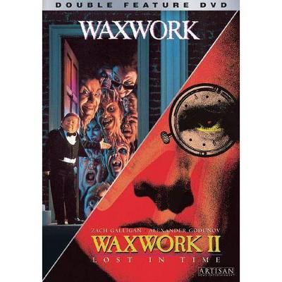 Waxwork 1 & 2 (DVD)(2003)