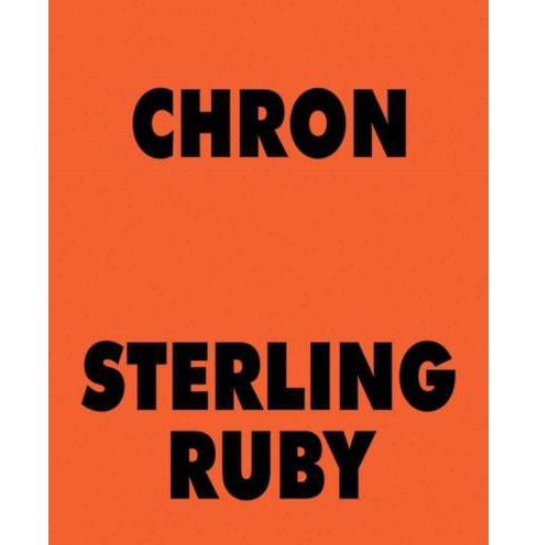 Chron (Hardcover) (Sterling (ART) Ruby) - image 1 of 1