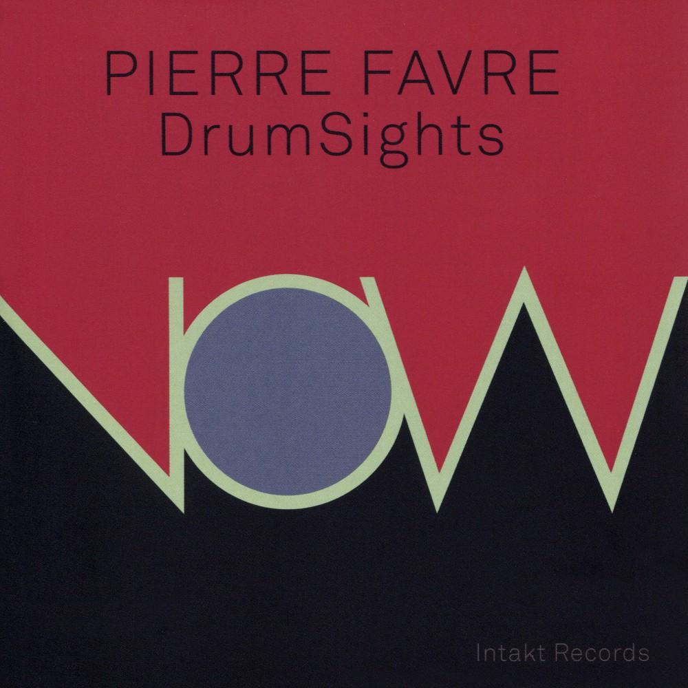 Pierre Favre - Drumsights (CD)