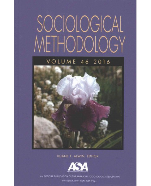 Sociological Methodology (Hardcover) - image 1 of 1
