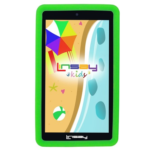 "Linsay 7"" 16GB Android Tablet Bundle with Kid Defender Case - image 1 of 3"