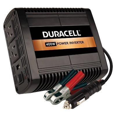 Duracell 400W High Power Inverter
