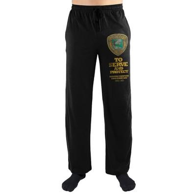 Friday The 13th 'Crystal Lake Police' Sleep Pants