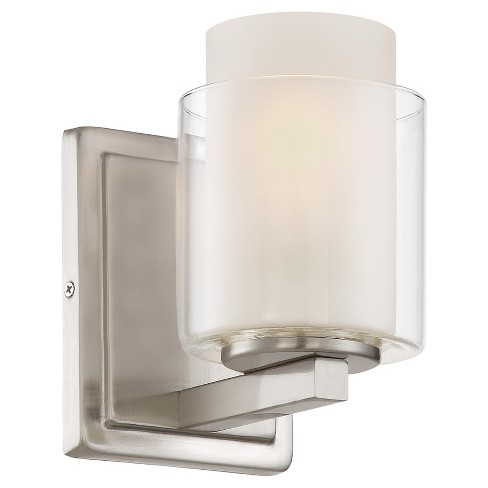 Eliseo Wall Lamp - Polished Steel - Lite Source - image 1 of 2