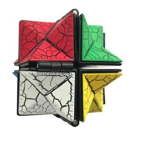 Xtreme Time Rubik's Infinity Star 2.5-Inch Fidget Toy - image 1 of 5