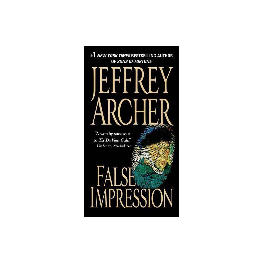 False Impression By Jeffrey Archer Paperback