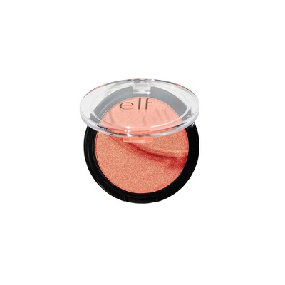 e.l.f. Luminous Blush Radiant Peach - 0.16oz
