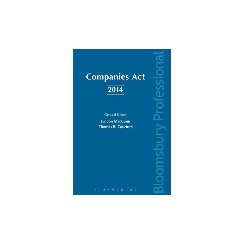 Companies Act 2014 (Paperback) (Thomas B. Courtney)