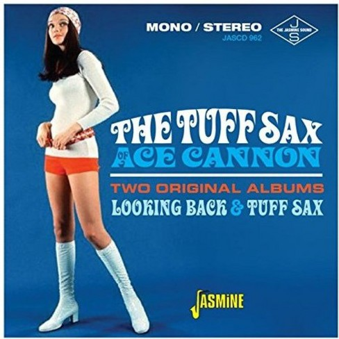 Ace Cannon - Tuff Sax (CD) - image 1 of 1