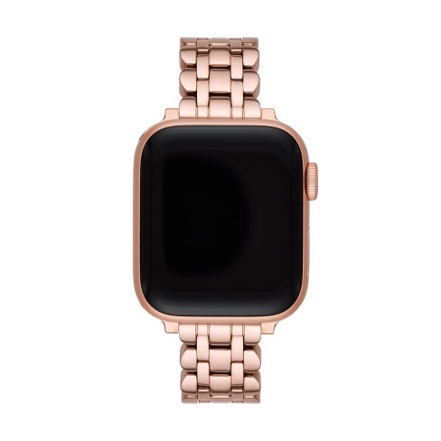 Kate Spade New York Rose Gold Tone Stainless Steel Scallop 38 40mm Bracelet Band For Apple Watch Target