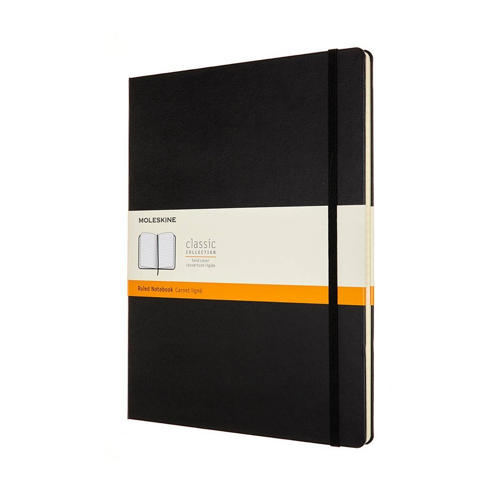 Image of Moleskine Lined Professional Journal XXL Hard Classic