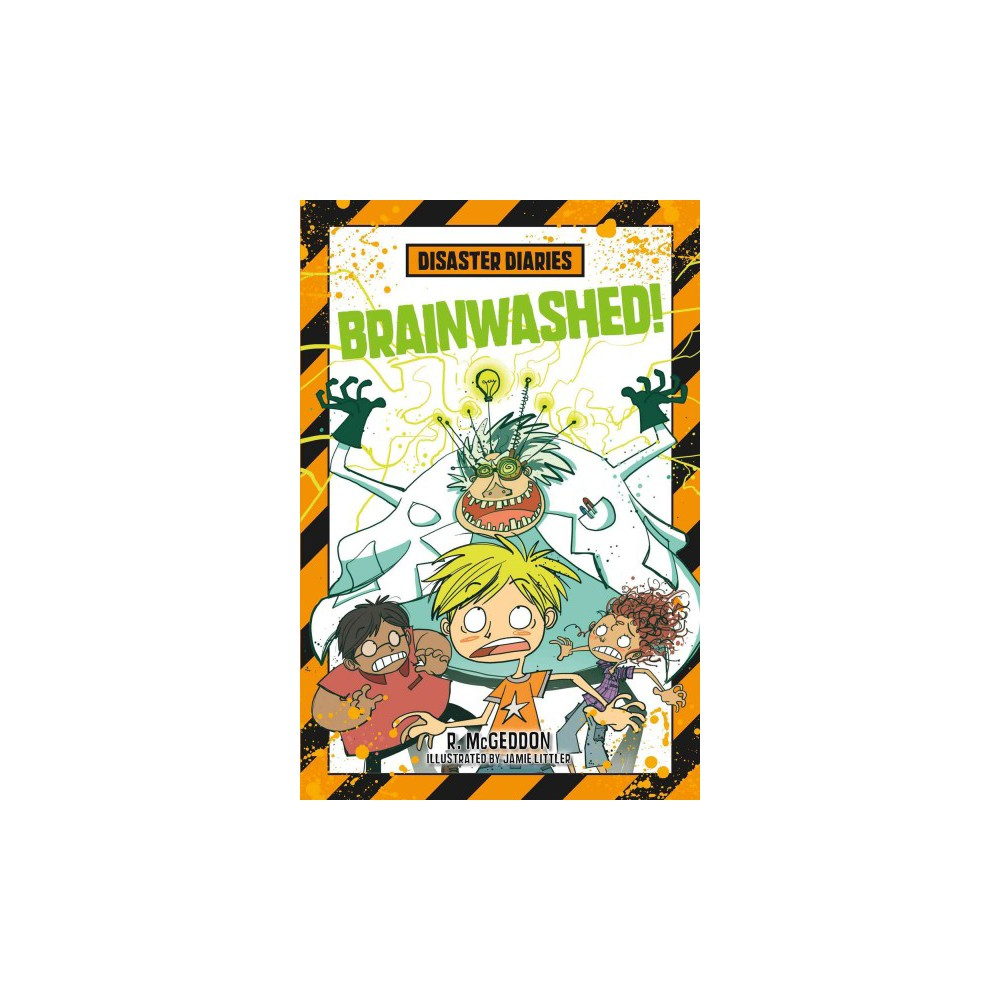 Brainwashed! (Hardcover) (R. Mcgeddon)