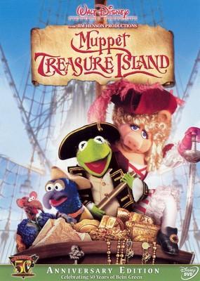 Muppet Treasure Island (Kermit's 50th Anniversary Edition) (DVD)