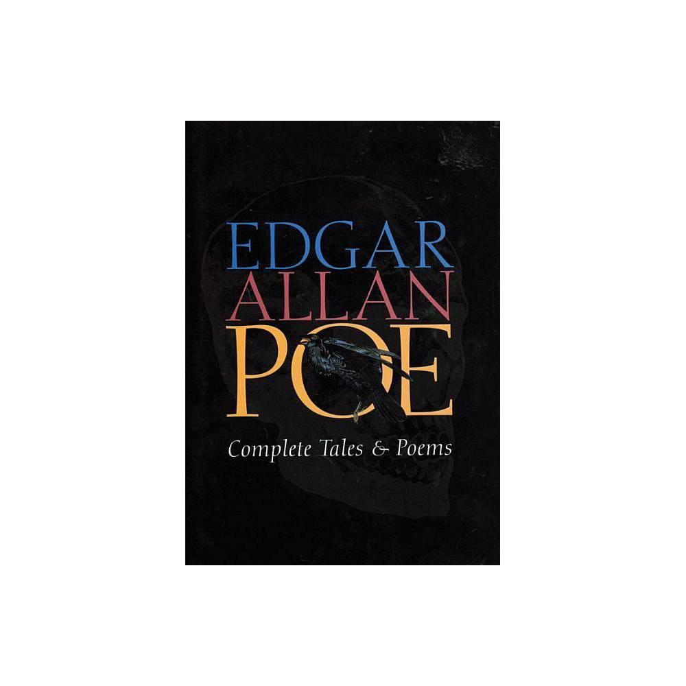 Edgar Allan Poe Complete Tales Poems Hardcover