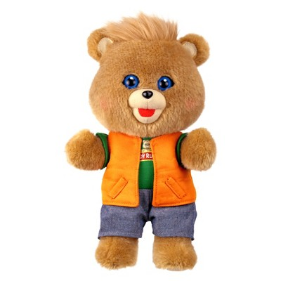 Teddy Ruxpin Adventure Hug N Sing Plush
