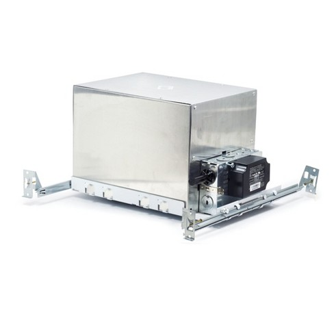 """Nora Lighting NHMIC-485LE2 New Construction Housing for 4"""" Trim Size - IC Rated and Airtight - image 1 of 1"""