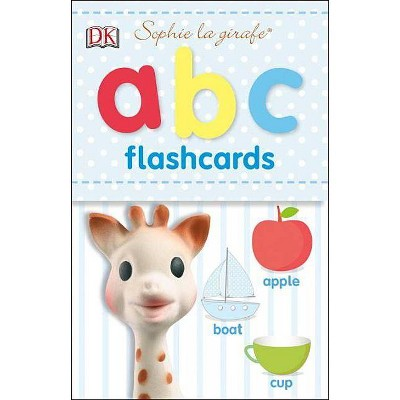 Sophie La Girafe: ABC Flashcards - (Cards)
