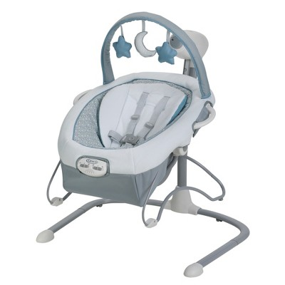 Graco Duet Sway LX Swing with Portable Bouncer - Alden