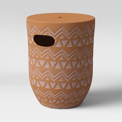 Global Terracotta Patio Accent Table - Opalhouse™