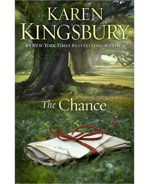 The Chance (Hardcover) by Karen Kingsbury - image 1 of 1