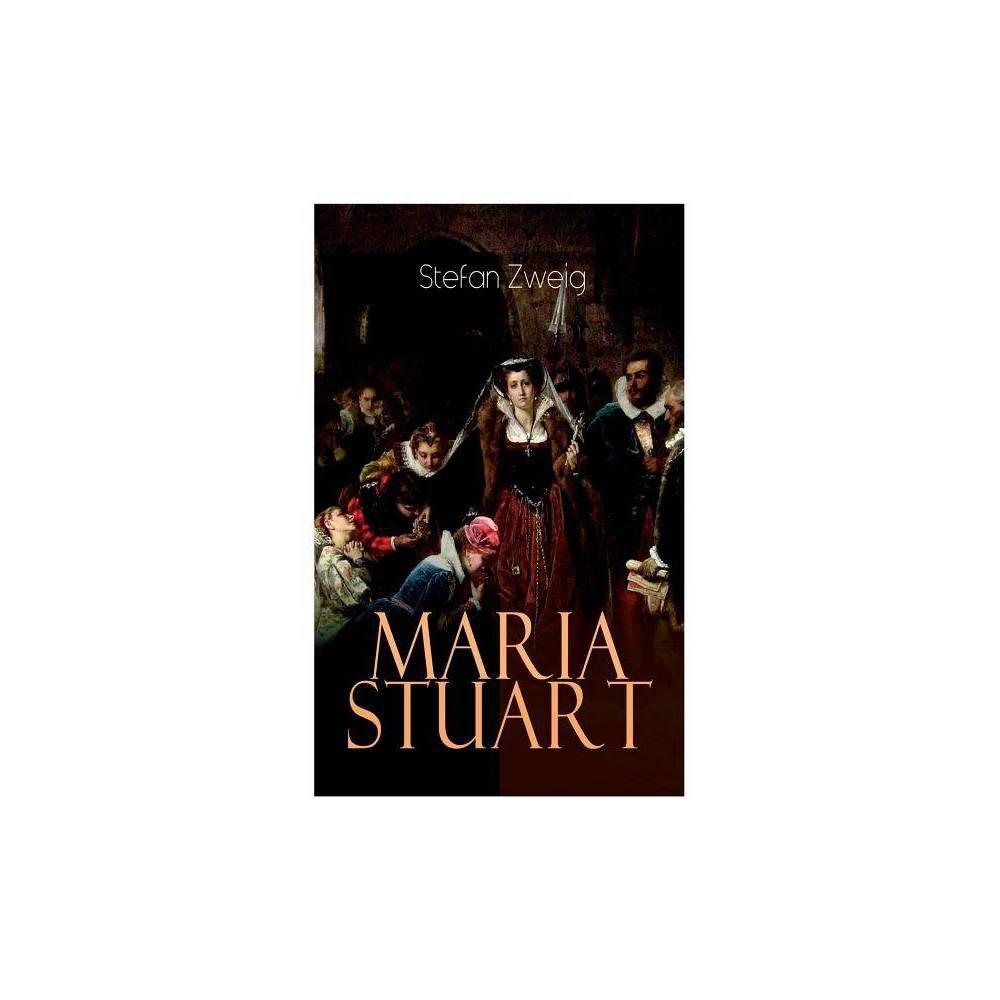 Maria Stuart By Stefan Zweig Paperback