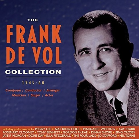 Frank De Vol - Collection:1945-1960 (CD) - image 1 of 1