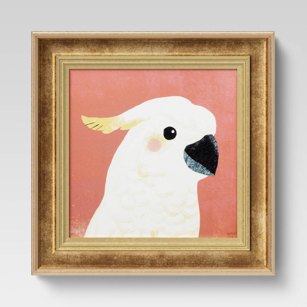 "Cheap 12"" x 12"" Cockatoo Recessed Frame - Opalhouse™"