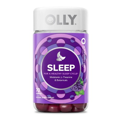 Sleep Aids: OLLY Sleep