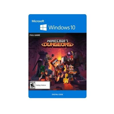 Minecraft Dungeons - Windows 10 (Digital)