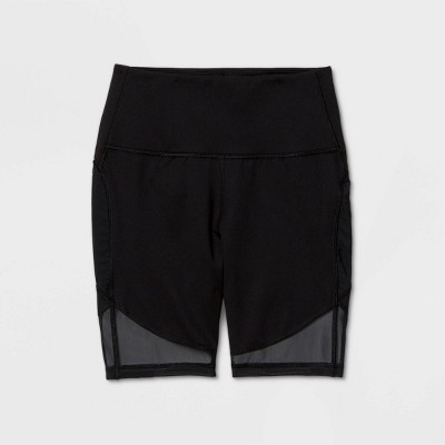"""Women's High-Rise Contour Curvy Bike Shorts 7"""" - All in Motion™"""