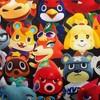 """Nintendo Animal Crossing Print 16"""" Kids' Backpack - Black - image 4 of 4"""