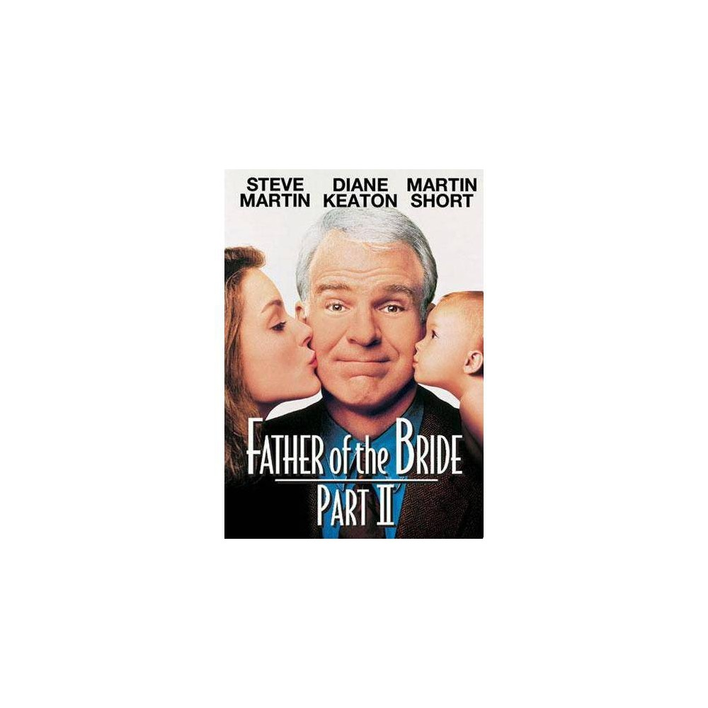 Father Of The Bride Part Ii Dvd 2000