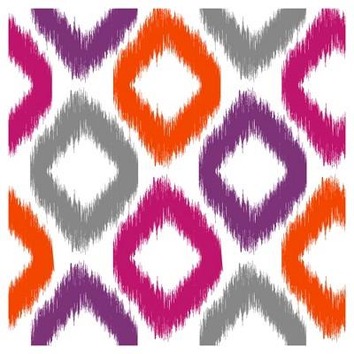 Devine Color Ikat Peel & Stick Wallpaper