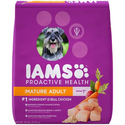 Dog Food: Iams Proactive Health Mature Adult