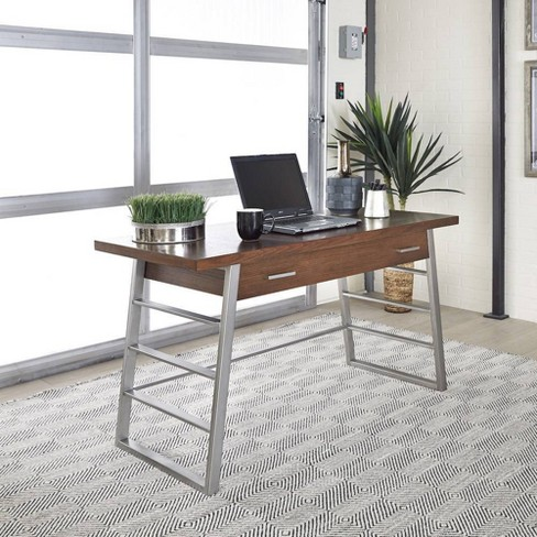 Degree Home Office Desk Modern Brown - Home Styles - image 1 of 2
