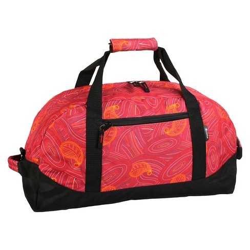 "J World Lawrence 11"" Sport Duffel Bag - Paisley - image 1 of 3"