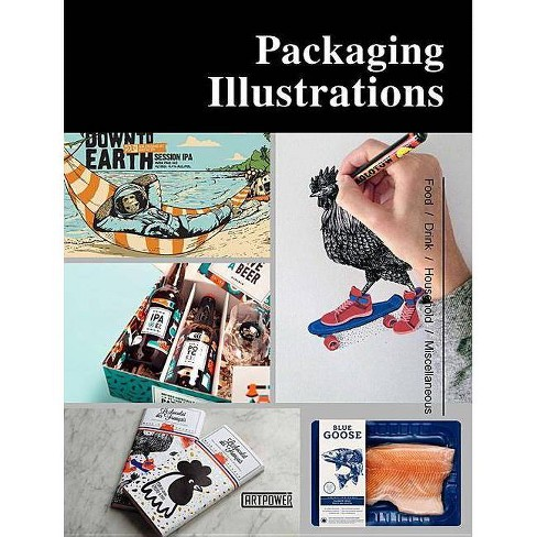 Packaging Illustrations - by  Xia Jiajia (Hardcover) - image 1 of 1